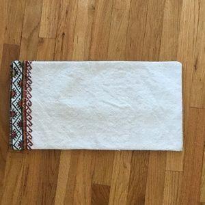 Turkish Kilim Lumbar Pillow Cover